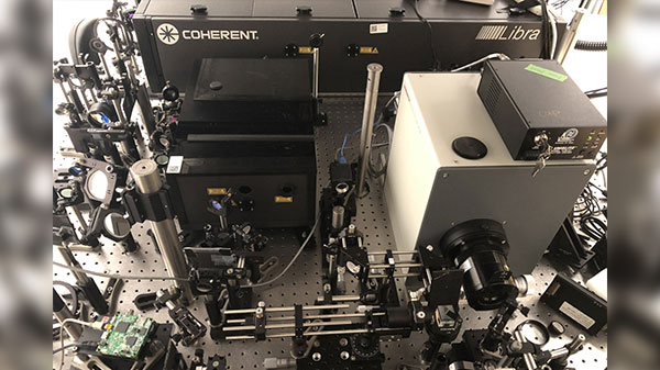This camera at 10 trillion fps can capture light in slow motion
