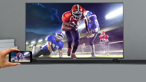 Haier India launches a new range of TVs with Smart Share feature