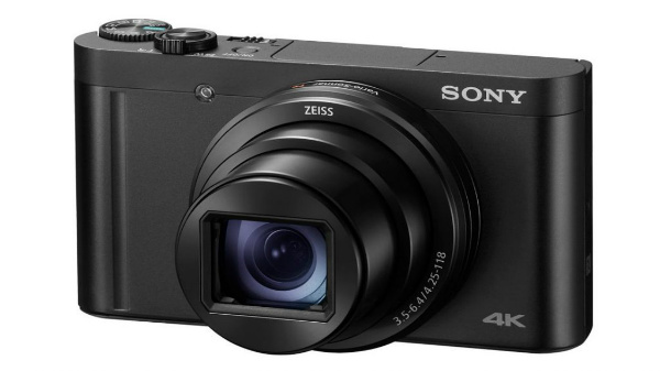 Sony Cyber-Shot WX800 4K video camera officially launched in India for Rs 34,990