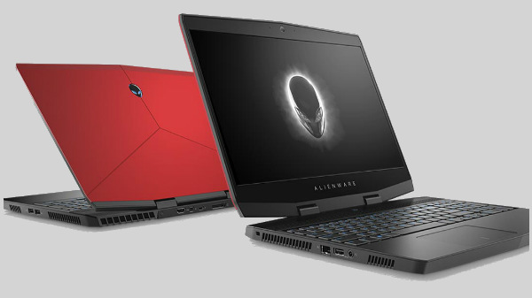 Dell introduces Alienware m15 Ultraportable gaming laptop