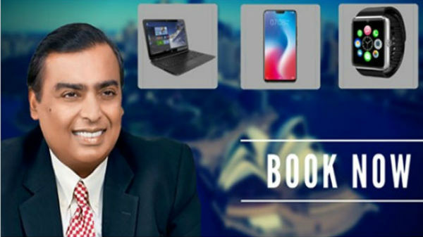 Beware! Jio Laptop, Jio Smartwatch and more listed on fake website
