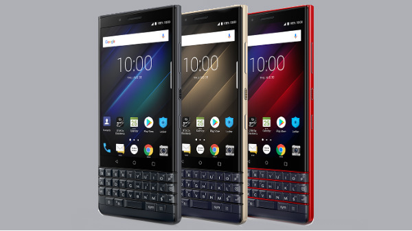 BlackBerry KEY2 LE first sale today via Amazon India for Rs. 29,990