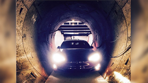 Elon Musk's underground 'Loop' is coming sooner than you think