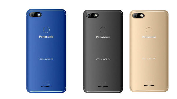 Panasonic launches Eluga Ray 600, with 4000mAh battery and more