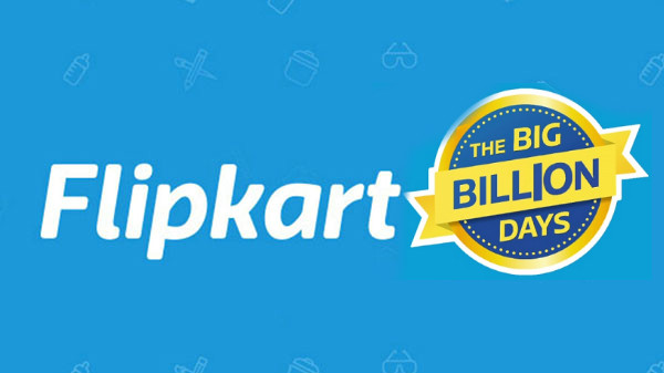 Flipkart Big Billion Days Sale:  Offers a discount