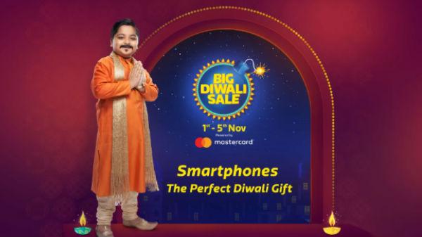 Flipkart Big Diwali Sale: Discounts and offers on smartphones