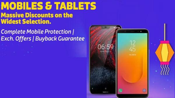 Flipkart Festive Dhamaka Days Sale: Heavy discounts on Smartphones