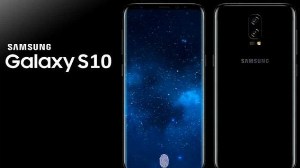 Samsung Galaxy S10 might feature an in-display fingerprint scanner