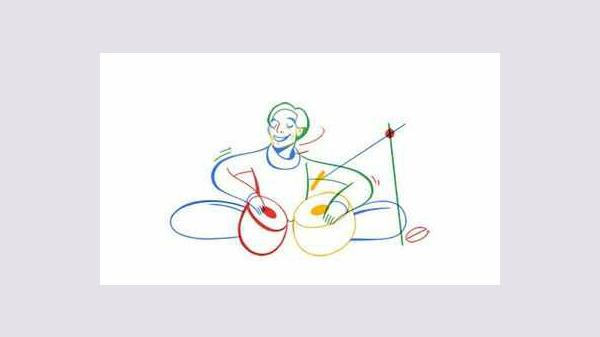 Google Doodle celebrates Lachhu Maharaj's birth anniversary
