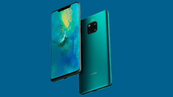 Huawei Mate 20 Pro with triple cameras vs other high-end camera phones