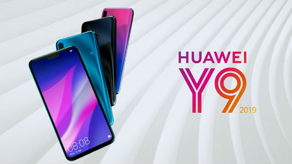 Huawei announced Y9 2019 with Kirin 710, 6GB RAM, quad cameras & more