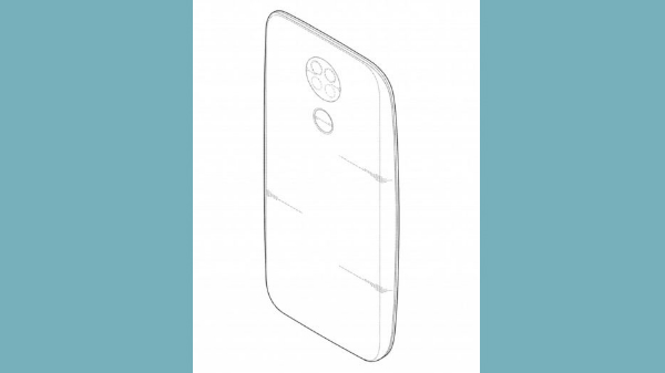 LG files patent for a curved smartphone with seven cameras