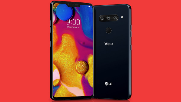 LG V40 ThinQ with triple-lens camera vs Other dual camera smartphones
