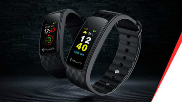 MevoFit Bold HR fitness band launched for Rs. 3,990; exclusive to Amazon