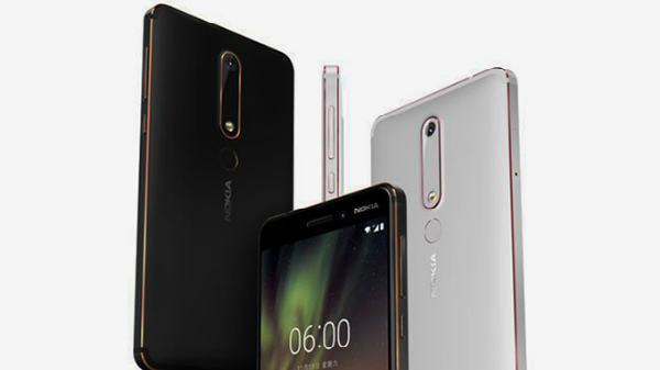 Nokia 6.1 Android 9 Pie stable update starts rolling out