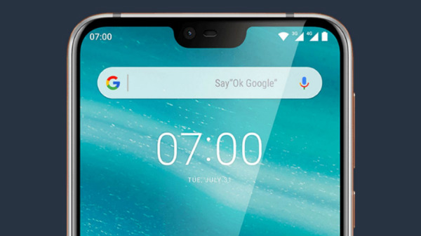 Nokia 7.1 smartphone to launch in India next month