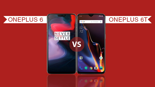 OnePlus 6T vs OnePlus 6: Key differences detailed