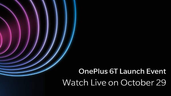 OnePlus 6T launch event: Watch the live streaming here