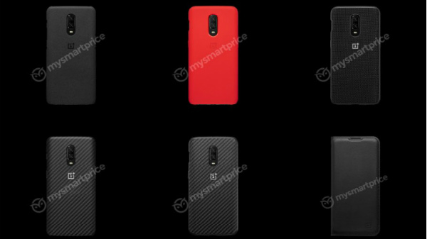 OnePlus 6T official accessories leak along with pricing in India