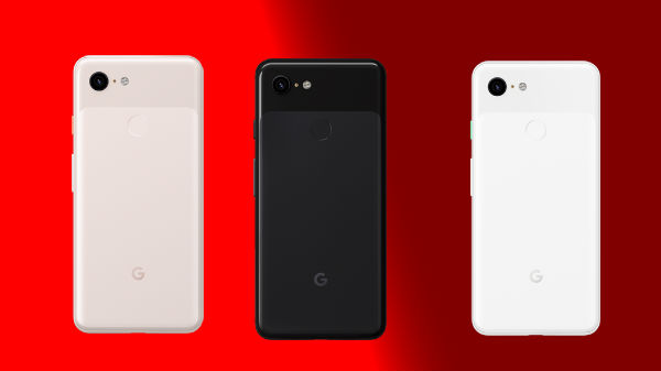 Google Pixel 3 and 3XL listed with new 'Not Pink' color on carrier