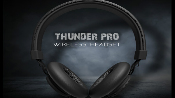 Toreto launches Explosive Pro and Thunder Pro wireless headphones