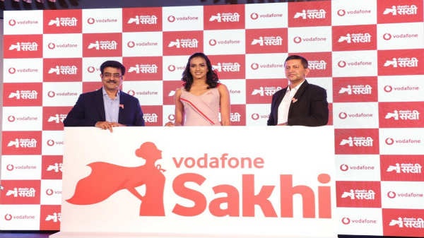 Vodafone launches mobile-based safety service 'Vodafone Sakhi'