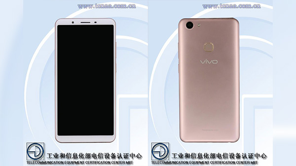A mystery Vivo smartphone on TENAA listing; specs revealed