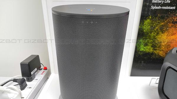 LG ThinQ WK7 AI speaker first impressions