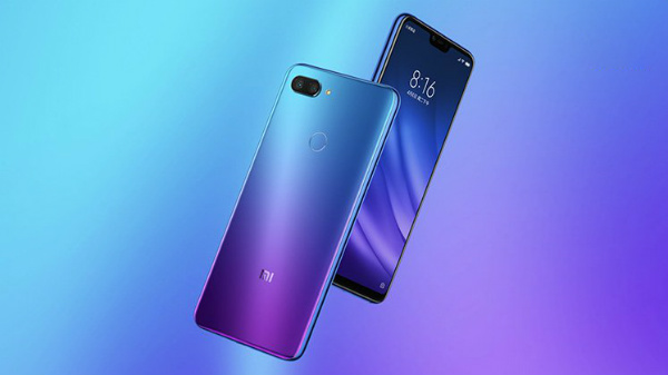 Xiaomi Mi 8 Lite global release to debut on November 11