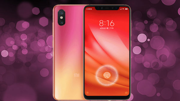 Xiaomi launches flagship Mi 8 Pro in Taiwan