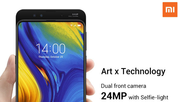 Xiaomi Mi MIX 3 launch: Watch the live streaming here