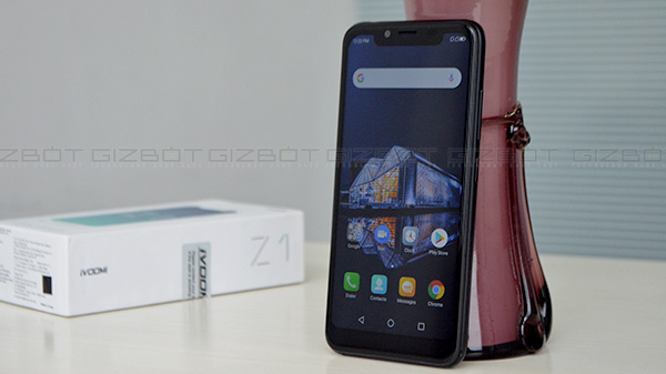 ivoomi Z1 review: Affordable 4G smartphone with AI camera