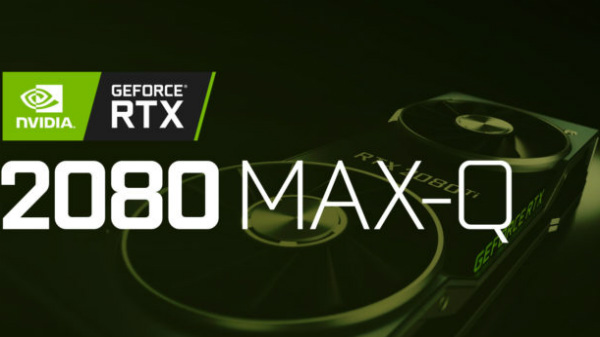 Laptops with Nvidia RTX Mobility GPUs will be available in Q1 of 2019