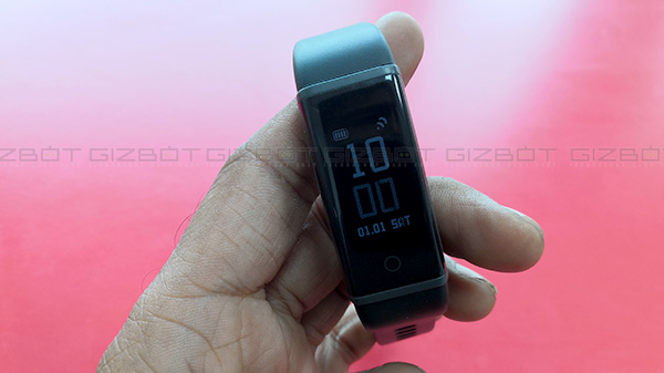 Lenovo HX03W fitness band review: Long lasting battery and decent performance
