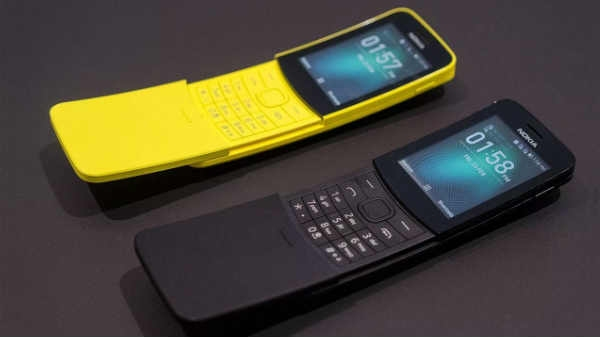 Nokia 8110 4G 'Matrix Phone' sales go live in India for Rs. 5,999