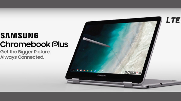 Samsung Chromebook Plus V2 with LTE support officially launched for Rs 38,000