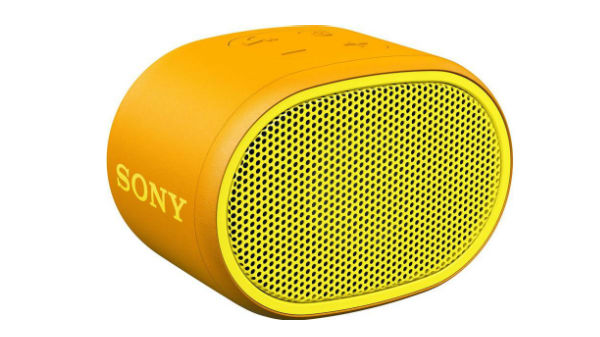 Sony launches XB01 Extra Bass portable Bluetooth speaker in India