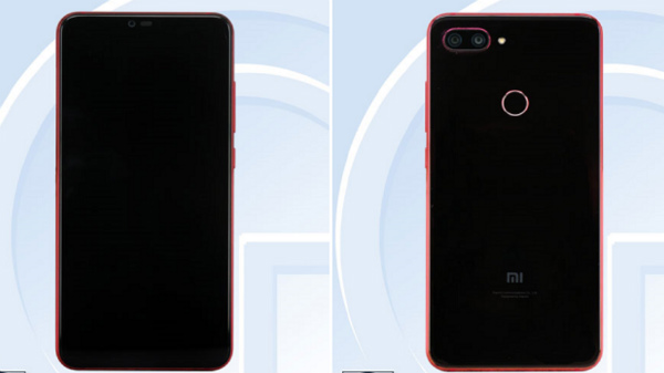 Xiaomi Mi 8 Lite with 8 GB RAM spotted on TENAA with improved cameras