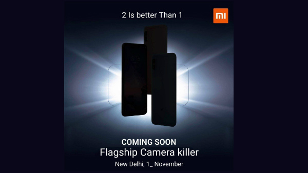 Xiaomi Redmi Note 6 Pro confirmed to launch in India in November with dual selfie cameras