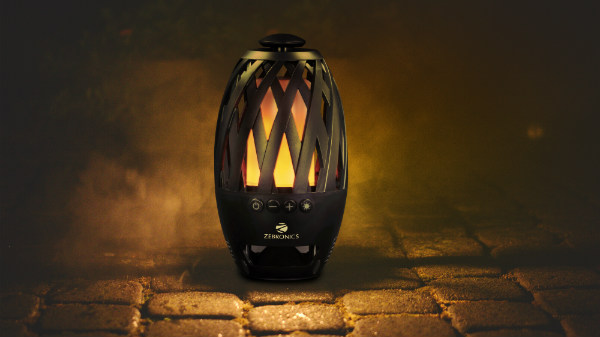 Zebronics Atom Bluetooth speaker launched for Rs. 1,699