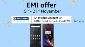 Amazon EMI Fest offers: You can buy best smartphones starting at Rs. 353 per month