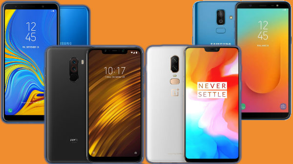 Most Trending smartphones of last week: Samsung Galaxy A9 (2018), Redmi Note 6 Pro, Poco F1 and more