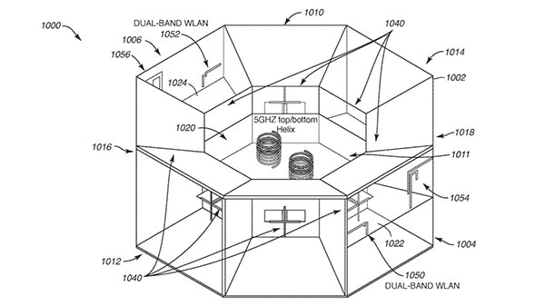 Amazon might built a Cellular Mesh Networking device, patent reveals