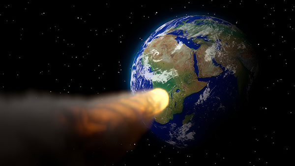 NASA warns that a 700ft asteroid will collide with Earth in 2023