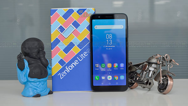 Asus Zenfone Lite L1 review: A average performer within your budget