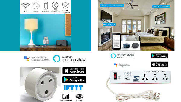 Best Smart Plugs with WiFi and App support to buy in India