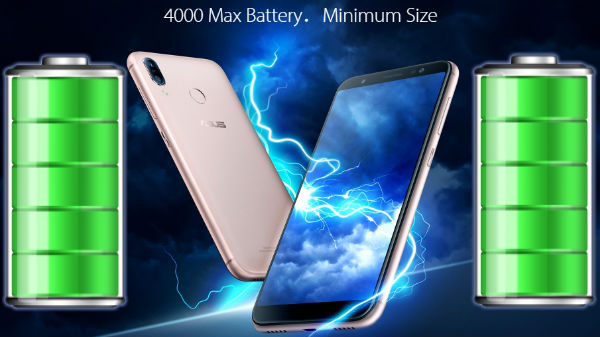 Best smartphones with 4000mAh and 5000mAh battery under Rs. 10,000