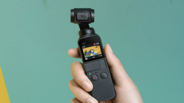 DJI Osmo Pocket with 4K video recording @ 60fps officially launched