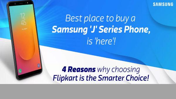 79a8a54e947 Buy Samsung J series smartphones on Flipkart and get exchange ...