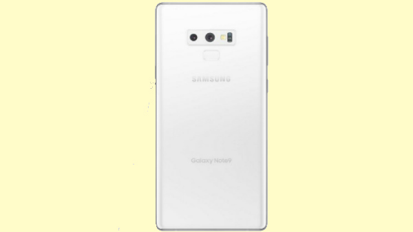 Samsung Galaxy Note 9 White variant to be available from November 23